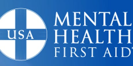 Youth Mental Health First Aid Certification Course tickets