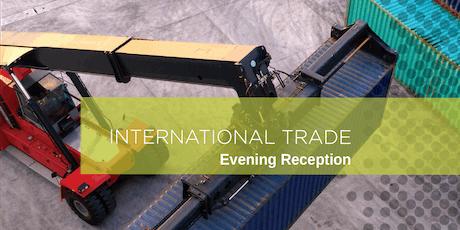 International Roadshow Evening Reception tickets