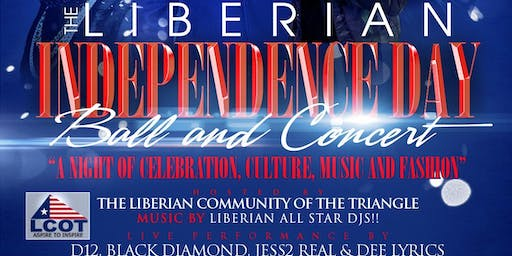 LIBERIAN INDEPENDENCE DAY CELEBRATION NC