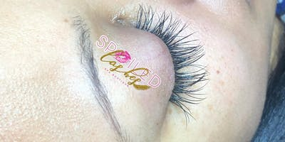 Spoiled Lash Extension Training Class