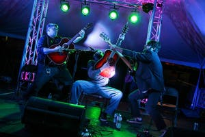 P3 - Perpetual Groove Acoustic Trio