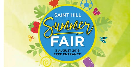 Saint Hill Summer Fair tickets