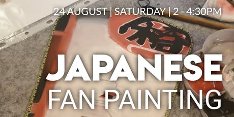 Japanese Fan Painting tickets