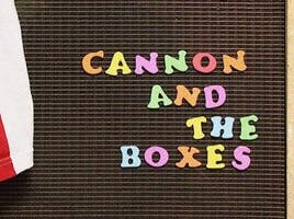 Cannon and the Boxes, Max Marshall, Ozello