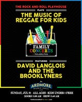 Reggae for Kids! Presented by The Rock & Roll Playhouse