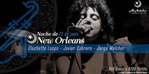 Noche de New Orleans