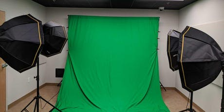Scriptwriting and Green Screen Technology tickets