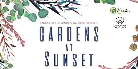 Gardens at Sunset tickets