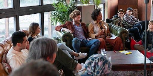 Narrating Sheffield: 'Listening Party' with EYESORE Magazine