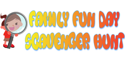 Volunteer for Family Fun Day Scavenger Hunt