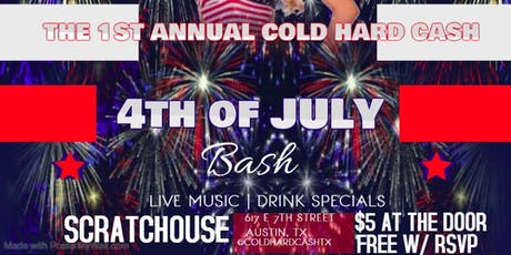 4th of July Free for All tickets