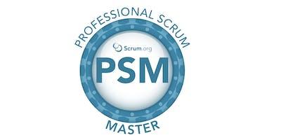 Professional Scrum Master - Rio de Janeiro Dezembro
