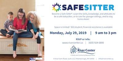 Safe Sitter - July 2019