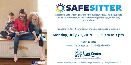 Safe Sitter - July 2019 tickets