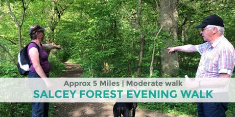 SALCEY FOREST | APPROX 5 MILES | MODERATE | NORTHANTS tickets