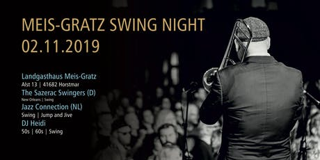 Meis-Gratz Swing Night Tickets