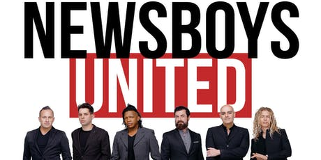 NEWSBOYS in concert with Ryan Stevenson | Kevin Max | Adam Agee tickets