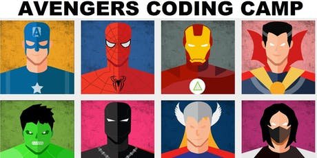 Scratch Programming: AVENGERS (Age 9-15) tickets