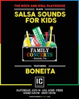 Salsa Sounds for Kids ft. Boneita