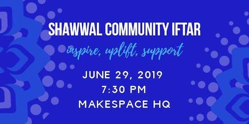 Shawwal Community Potluck Iftar