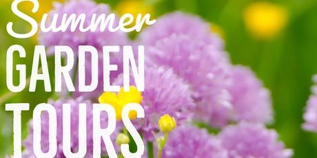 Summer Garden Tours tickets