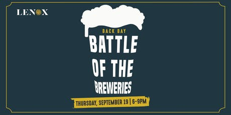 Back Bay Battle of the Breweries tickets