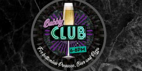 Bubbly Club tickets