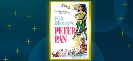 Family Summer Movie Series: Peter Pan