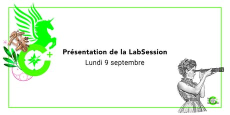 Présentation de la LabSession / 9 Septembre tickets