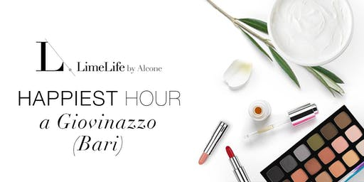 Happiest Hour con LimeLife by Alcone a Giovinazzo (Bari)