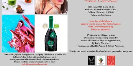 Glam Charity & Art Experience entradas