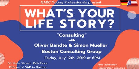 What's Your Life Story? tickets