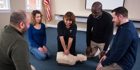 Blended Learning Course - Adult and Pediatric First Aid/ CPR/ AED tickets