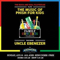 Phish for Kids! Presented by The Rock & Roll Playhouse