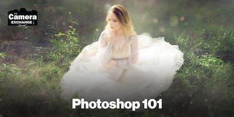 Photoshop 101 tickets