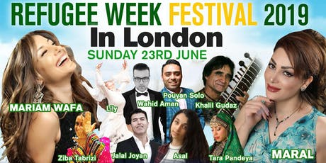 ACAA Refugee Week Festival tickets