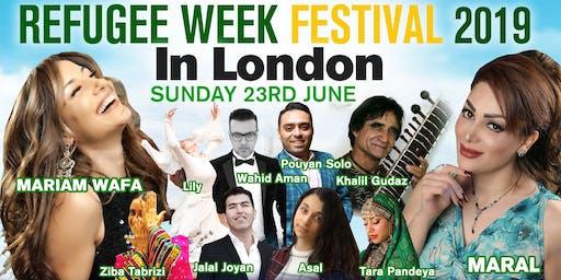 ACAA Refugee Week Festival