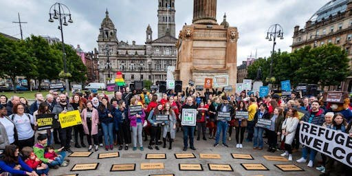 Migrant Rights to Vote in Scotland part of Refugee Festival