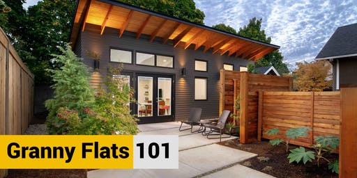 2nd Annual Granny Flat 101 | ADU Expo, Panel & Q&A