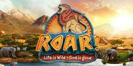 Roar! VBS 2019 Dulles Campus tickets