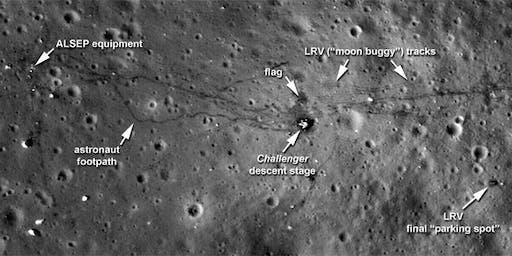 Astronomy Night Celebrates Apollo 11