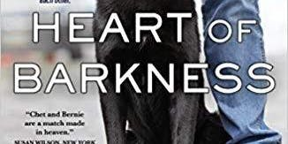 Author Spencer Quinn, Heart of Barkness Signing