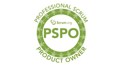 Professional Scrum Product Owner - Rio de Janeiro Setembro tickets
