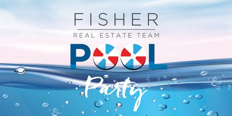 Fisher Team Pool Party tickets
