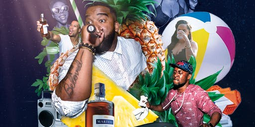 The SummerHaus Chi Presented by Martell