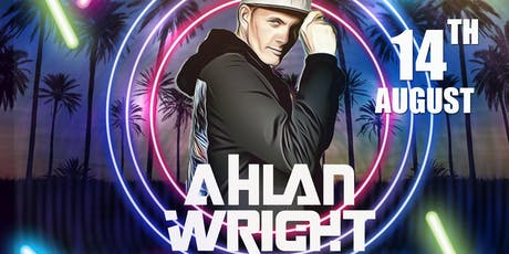 Neon Beach Wednesday's With Ahlan Wright $2 drinks all night  tickets