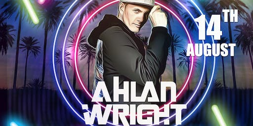 Neon Beach Wednesday's With Ahlan Wright $2 drinks all night