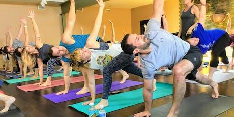 Puppy Yoga with Amrita Yoga & Wellness @ The Logan Hotel tickets
