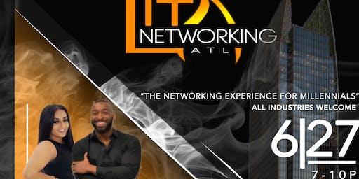 'LIT' NETWORKING ATL