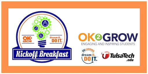 2019 Dream It. Do It. Oklahoma Kick Off Breakfast - Tulsa